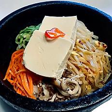 Tofu & Vegetable Stonepot