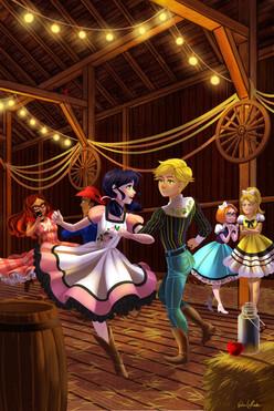 Love Square Dancing