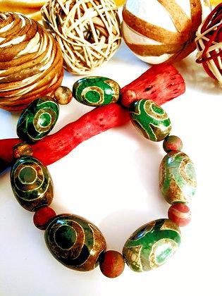 Men's Tribal Bracelet