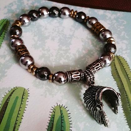 Chief Charm Bracelet