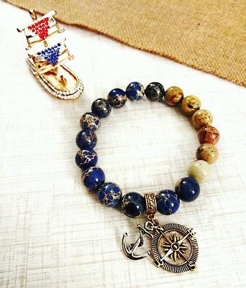 Nautical Themed Bracelet