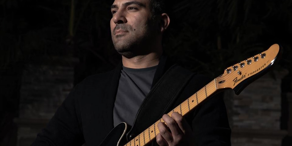 Soulful Acoustic Guitar with Kaveh and Mehran