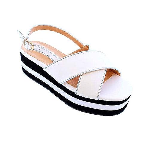 Pasha Platform Sandals By DV8 Shoes
