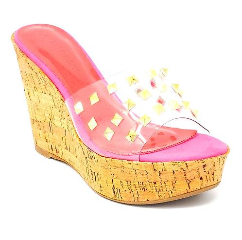 Sunshine Platform by DV8 shoes.