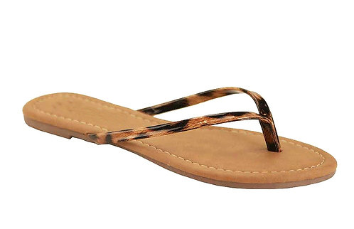 Fabi Flip Flops By DV8 Shoes