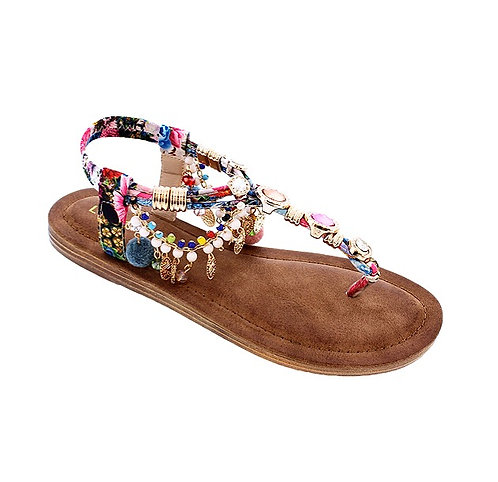 GENEVA Handmade bohemian Sandals by DV8 shoes