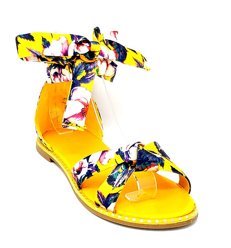 Summer Flat Sandals By DV8 Shoes