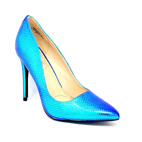 Blue Snake By DV8 Shoes