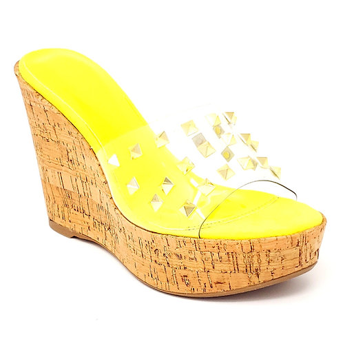 Sunshine Platform by DV8 shoes