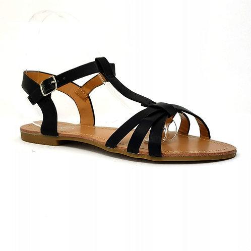 Sunshine Flats Sandals By DV8 Shoes