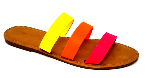 Neon Sandals By DV8 Shoes