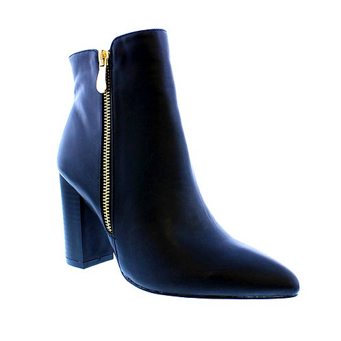 Black Eithel Ankle Boots By DV8 Shoes
