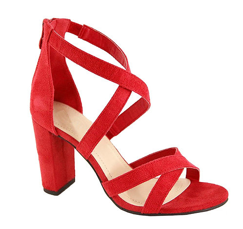 Henges High Heels By DV8 Shoes