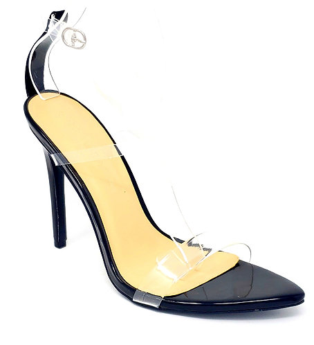 Naked Truth High Heels By DV8 Shoe