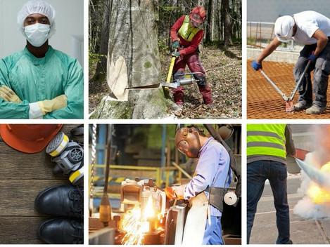 Nous célébrons avec vous la Journée Mondiale de la Santé et de la Sécurité au travail !