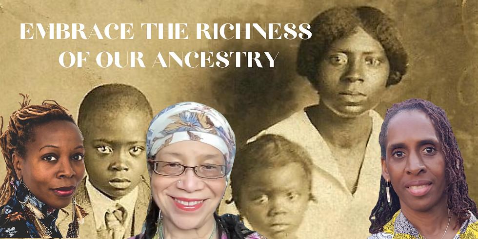 Breathe - Honour Our Ancestors – Heal Our Bloodline
