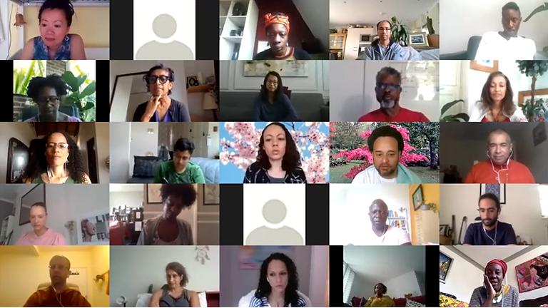 Third Annual Empowerment Retreat, 2-4 July 2021: Healing racial trauma