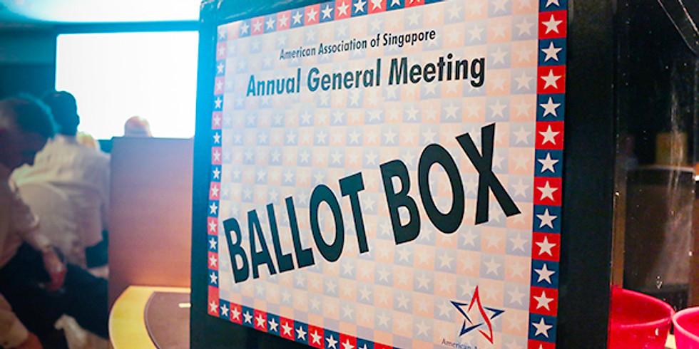 AAS Annual General Meeting