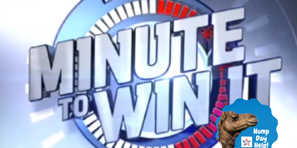 Hump Day Help: Minute to Win It