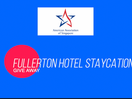 Congratulations to our Staycation Winner!
