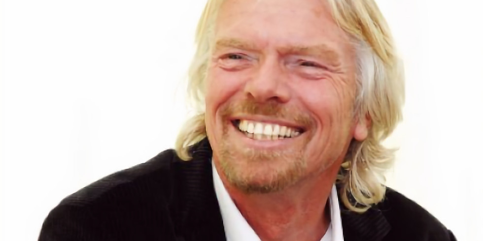 Sir Richard Branson LIVE