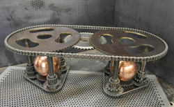 Gear coffee table