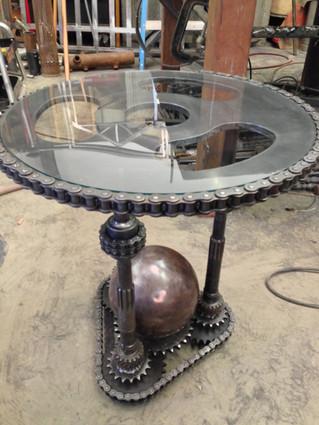 Steampunk/Machine Age Furniture