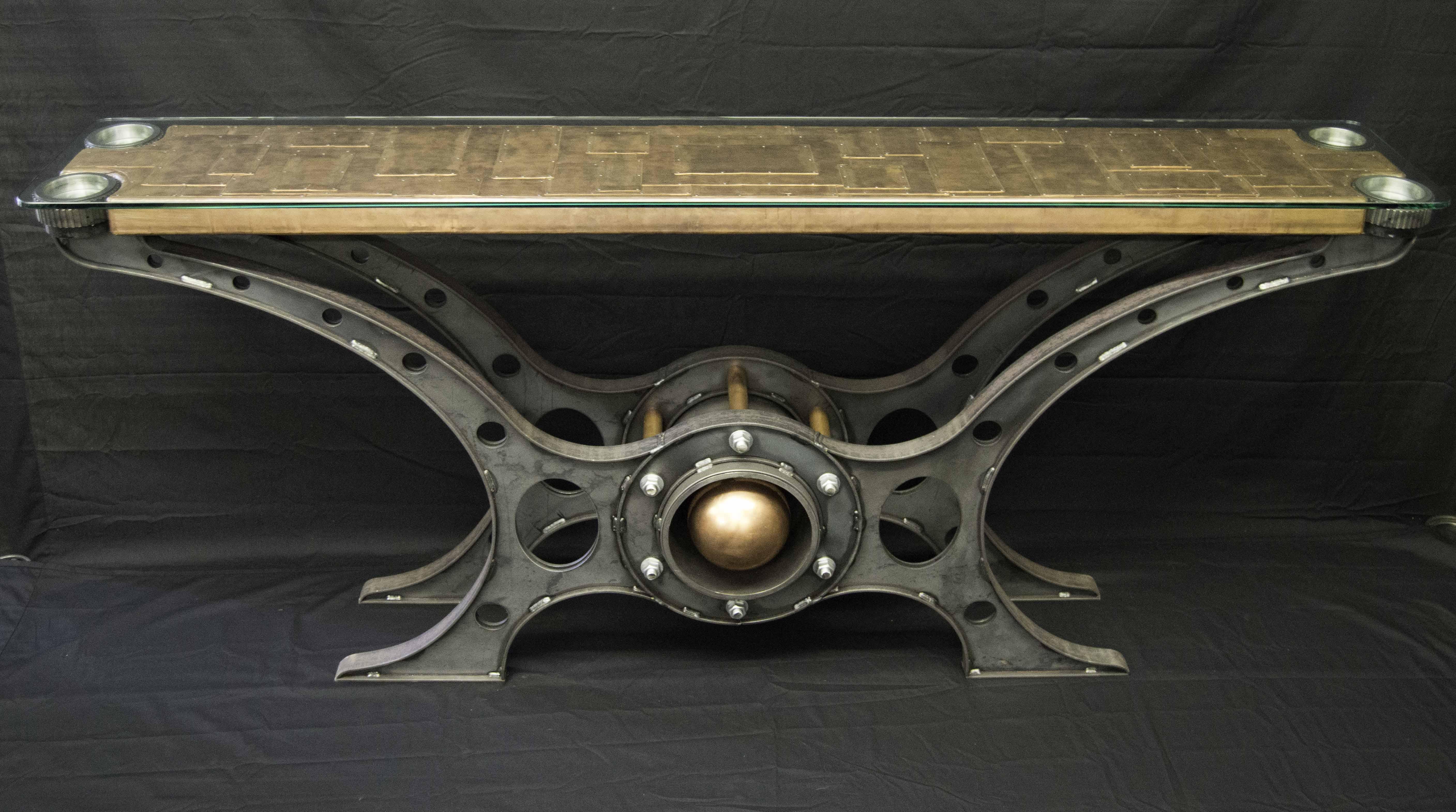 Poseidon Console Table