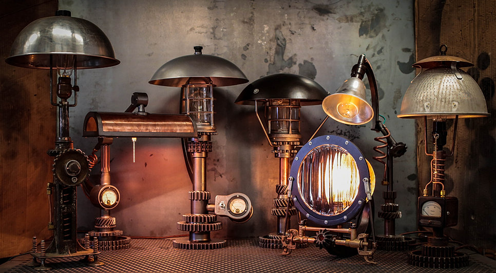 Table lamps for