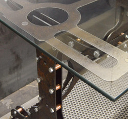 """1/2"""" Plate Glass Top"""