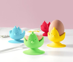 Chicken Egg Cups | 4 Colors