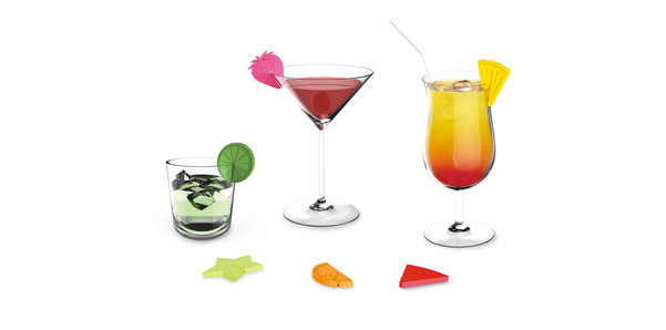 Cocktail Markers