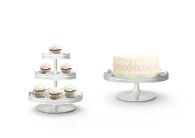 Crown Cake Stand