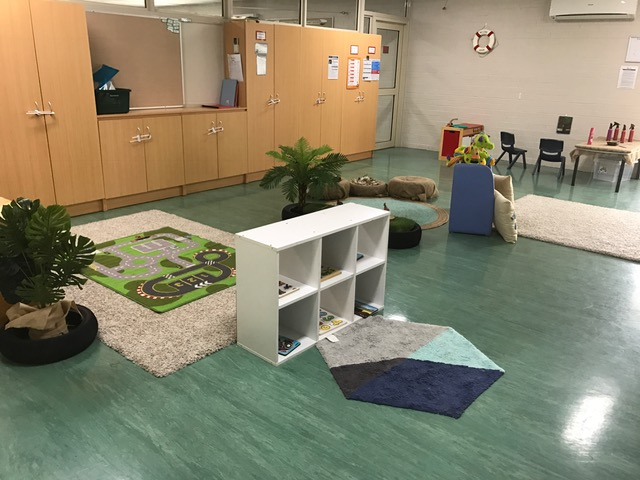 Inside Learning Area