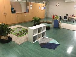 Inside Learning Area