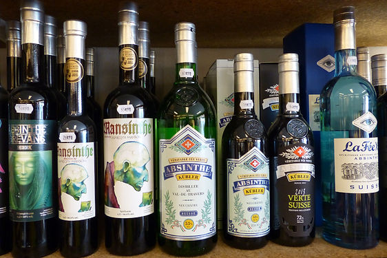 Absinthe (including Mansinthe) for sale