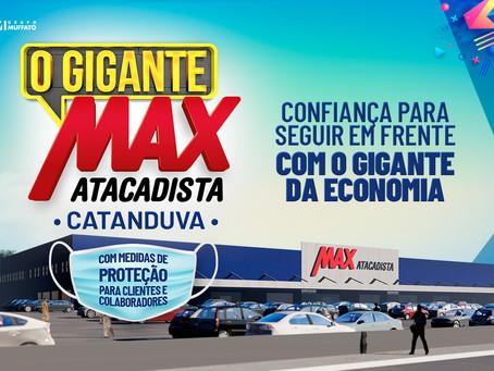 Inauguração MAX Atacadista - Catanduva SP