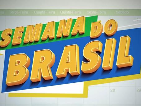 Semana do Brasil apresenta bons resultados no Varejo