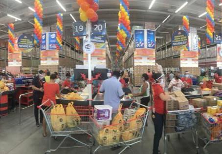 Inauguração de loja - Assaí em São Luís (MA)