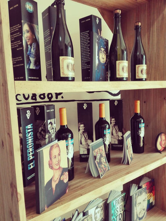 Vinos y Champagne