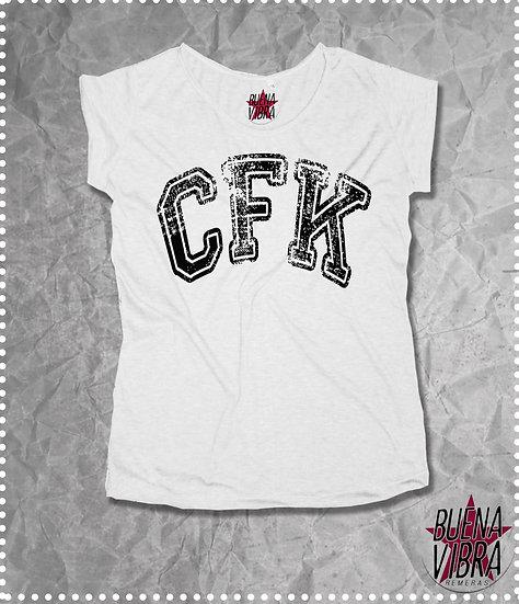 CFK letras