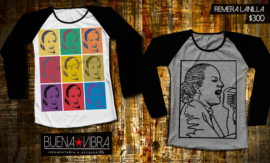 EVITA POP ART & EVA COMBATIVA