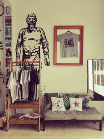 Nestornauta Showroom