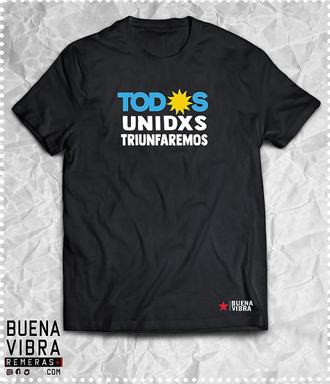 Todxs Unidxs Triunfaremos