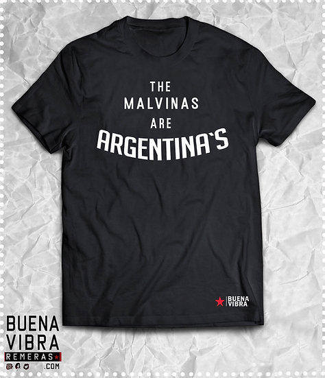 THE MALVINAS ARE ARGENTINA´S