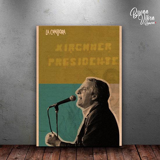 KIRCHNER PRESIDENTE