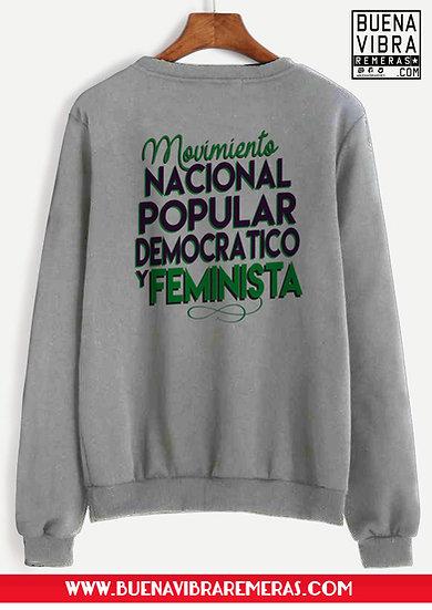 MOVIMIENTO NAC&POP&FEMINISTA