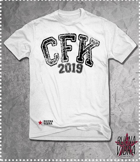 CFK  (solo letra)