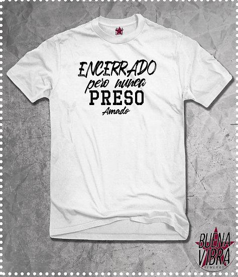 ENCERRADO PERO NUNCA PRESO
