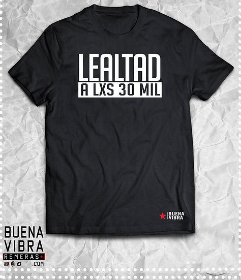 LEALTAD A LXS 30MIL